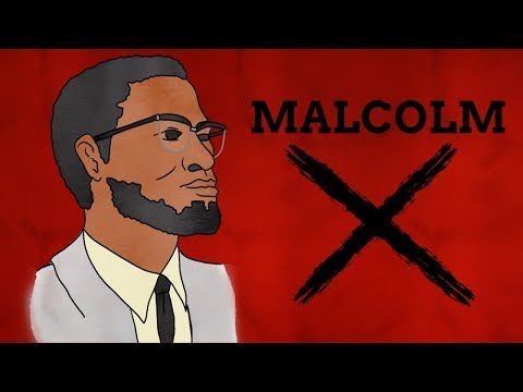 Xxx Mp4 Why Malcolm Called Himself X 3gp Sex
