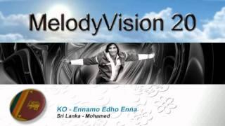 MelodyVision 20 - SRI LANKA - KO -