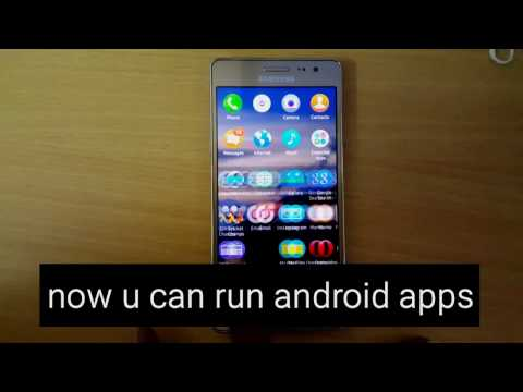 How To Run Android Apps On Samsung Z3 Tizen OS