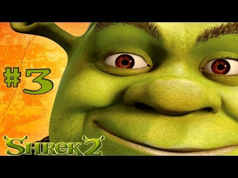 Shrek 2 The Game Walkthrough Part 3 PC HD
