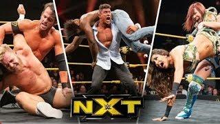 WWE NXT 15th August 2018 Highlights - WWE NXT Highlight 08/15/18