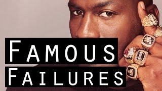 Famous Failures before Success - Motivational Video by Jay Shetty