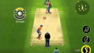 Ultimate Cricket 2011 World Game Cup - DOSarcade