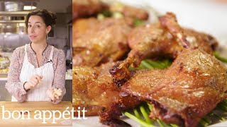 Carla Makes Surprisingly Easy Duck Confit | From the Test Kitchen | Bon Appetit
