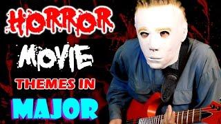 Horror Movie Themes In MAJOR!