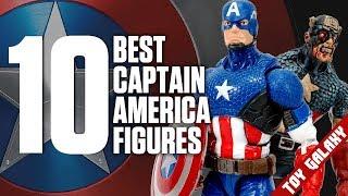 Top 10 Best Captain America Action Figures   List Show #5