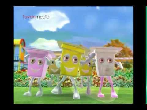 Công ty sản xuất phim quảng cáo TVC quảng cáo thạch sữa chua Natty Tứ Vân Media sản xuất TVC