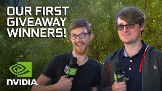 First Round of Winners for the CES 2018 Giveaway!