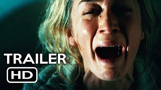 A Quiet Place Official Trailer #1 (2018) Emily Blunt, John Krasinski Horror Movie HD