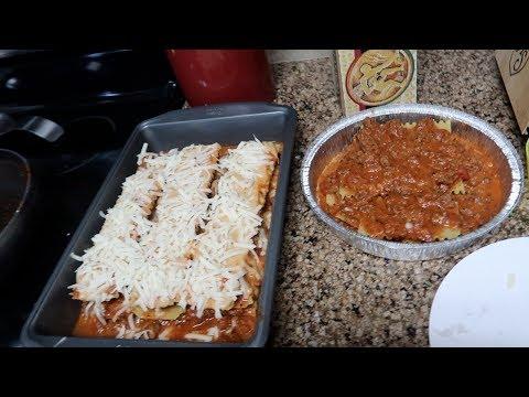 Xxx Mp4 Vlog July 20 2017 Making Homemade Lasagna 3gp Sex