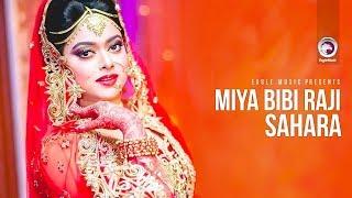 Miya Bibi Raji   Bangla Biyer Gaan   Razzak   Sahara    Agun   Baby Naznin   Gaye Holud Song