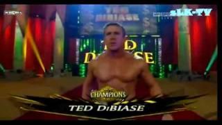 WWE Night Of Champion 2011 Highlights [HD]