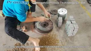 How to make flap wheel