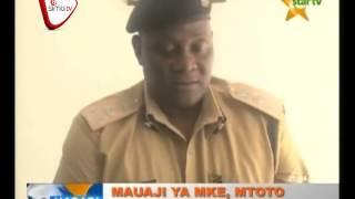 Mtu 1 Mbaroni Kwa Mauaji Ya Mke Na Mtoto Morogoro