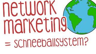 Network Marketing (MLM) - Schneeballsystem oder Geschäft des 21. Jahrhunderts?