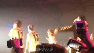 [Fancam] 20150808 BTS - TRB in Thailand 18