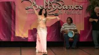 Sabrina at Las Vegas Bellydance Intensive (LBVDI) 2014