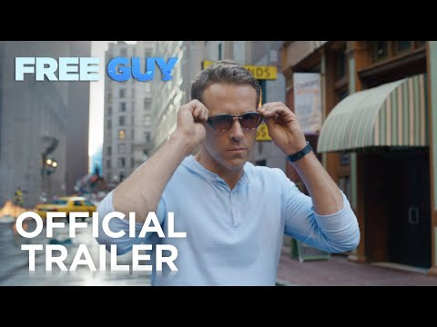 Free Guy Official Trailer 20th Century Studios