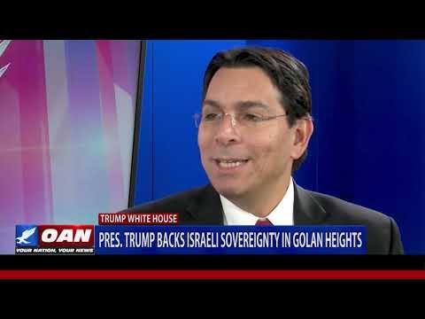 Xxx Mp4 Pres Trump Backs Israeli Sovereignty In Golan Heights 3gp Sex