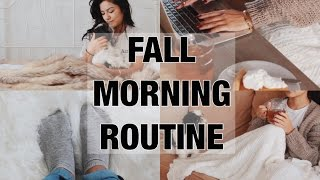 Fall Morning Routine for School! | Faye Claire