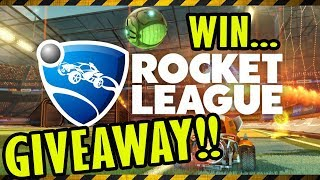 Rocket League Free Giveaway as Steam Download!