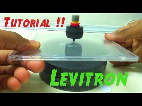 Levitrón Casero Impresionante Tutorial HD