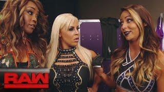 Emma torments Dana Brooke: Raw, April 17, 2017