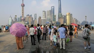 Shanghai swelters through hottest day in 145 years