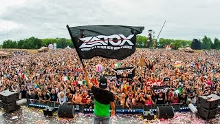 Defqon.1 2015 | RED | Saturday | Zatox