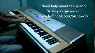 Aashiyan-Barfi (Piano Cover)