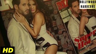 HOT Sunny Leone & Daniel Weber at 'Mandate' Magazine Launch
