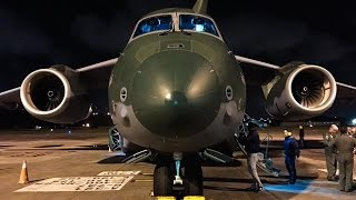 KC 390 Flight Campaign Status June, 2016
