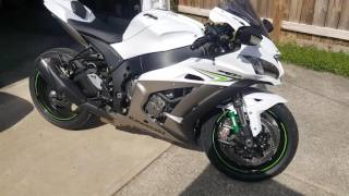 2017 kawasaki zx10r new toy