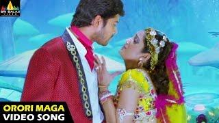 Yamudiki Mogudu Songs | Orori Magadheera Video Song | Allari Naresh, Richa Panai | Sri Balaji Video