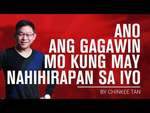 Ano Ang Gagawin Mo Kung May Naninira Sa Iyo?   Dealing With Negative People