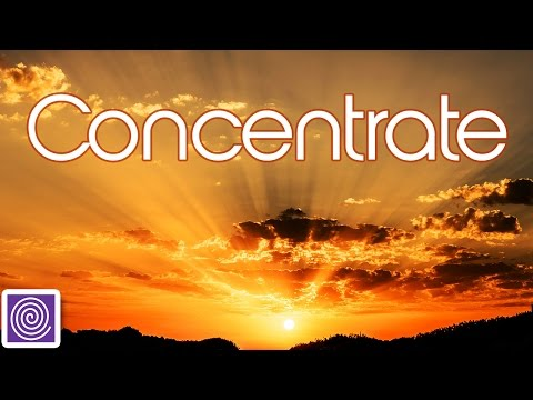 Concentration Music For Studying ☯ Brain Power Study Music Alpha Waves Improve Learning and Focus