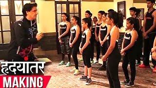 Making of Hrudayantar | Latest Marathi Movie 2017 | Subodh Bhave | Mukta Barve