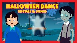 Halloween Dance Rhymes & Songs - Happy Halloween || Kids Hut Halloween Special - Halloween 2017