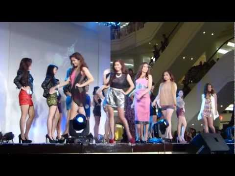 MISS CEBU PRE PAGEANT HIGHLIGHTS AYALA CENTER CEBU PHILIPPINES