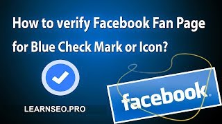How to facebook  blue mark  page bd 2017
