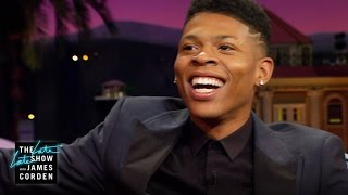Freestyling with Bryshere
