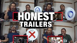 Honest Trailers - Captain America: Civil War- REACTION & DISCUSSION