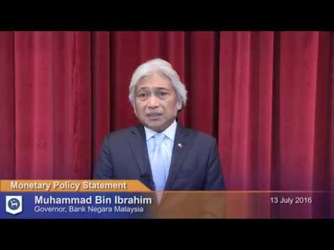 Xxx Mp4 Monetary Policy Statement 13 July 2016 BNM Reduces OPR To 3 00 Percent 3gp Sex