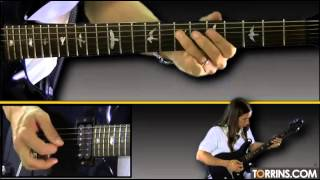 Pani Da Rang Guitar Lesson (Improvisation)