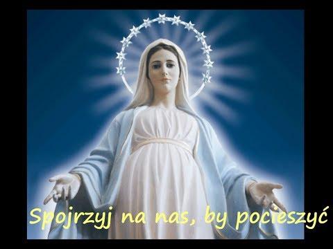 MEDJUGORIE -Hymn- PRZYSZLIŚMY DO CIEBIE MATKO - Došli smo ti Majko draga (polski tekst)