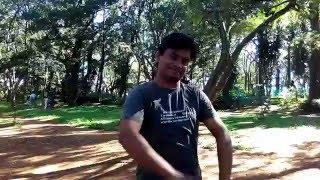 Taking a 360 Degree photo for Google Sphere at Nandi Hills, Bangalore