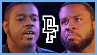 TECH 9 VS SHOTGUN SUGE | Don't Flop Rap Battle