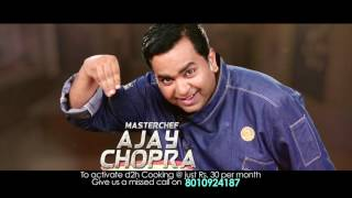 d2h Cooking - The Great Indian Global Kitchen Promo 1