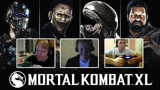 Mortal Kombat XL: Стиль пьяного мастера