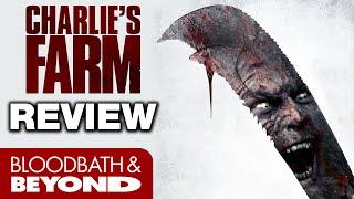Charlie's Farm (2014) - Horror Movie Review